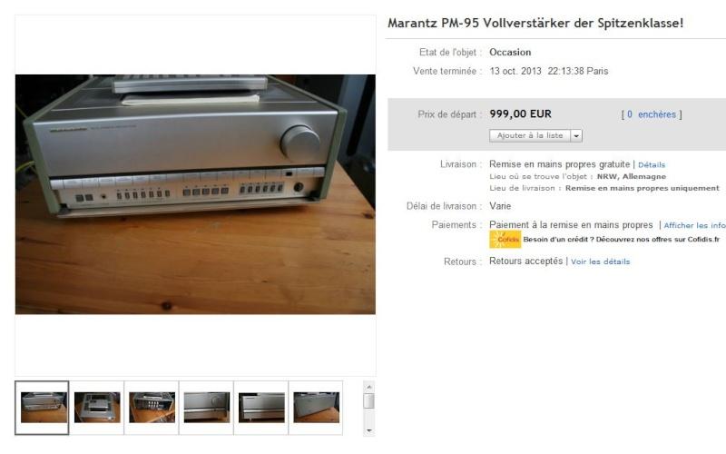 Marantz Pm15 version 1994 Pm-9510