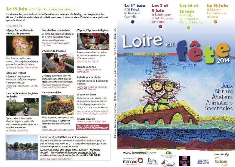 2014 / Loire en fete / Dimanche 15 Juin à Mably Captur10