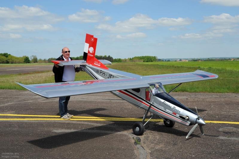 Pilatus PC-6 porter Topmodel 066gpc10