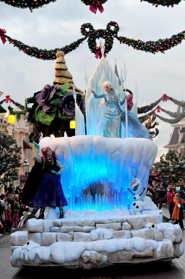 La reine des neiges à Disneyland Paris  Baov_z10