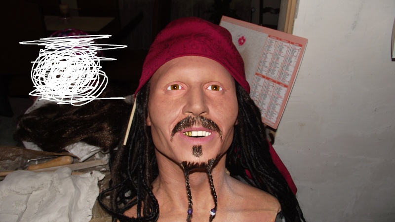 Mon Jack Sparrow bust 1/1 Dscf3218