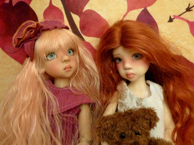 Laryssa de Kaye Wiggs chez Corolle (nouvelles photos page 4) Layla_11