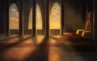 Le retour du Dieu des chimères... [ PV Hebishita] Throne10