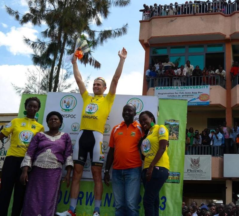 TOUR OF RWANDA -- 17 au 24.11.2013 88319110