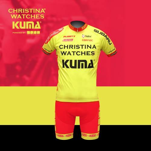 MAILLOT 2014 CHRISTINA WATCHES Chr10