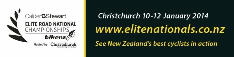 CHAMPIONNAT DE NOUVELLE-ZELANDE C.L.M.  -- 10.01.2014 Eliten10