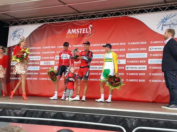 AMSTEL GOLD RACE  --NL--  20.04.2014 Gilb110