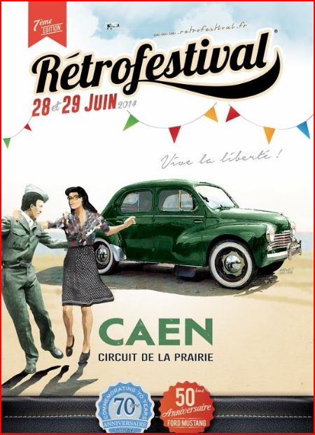 Rétrofestival de Caen  Retro10