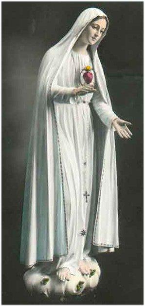 Neuvaine pour se préparer à la Consécration du monde au Cœur Immaculé de Marie* Nd_de_10