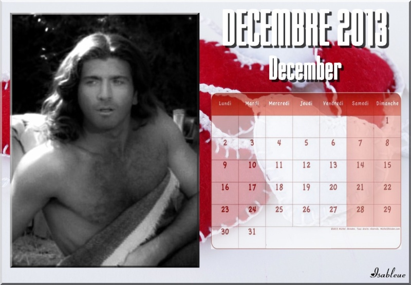 CALENDRIERS 2013 - Page 4 Decemb10
