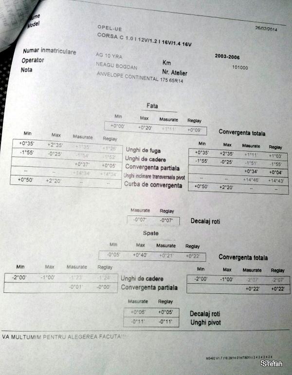 Tutorial schimbare cap de bara bieleta directie Corsa C Direct10
