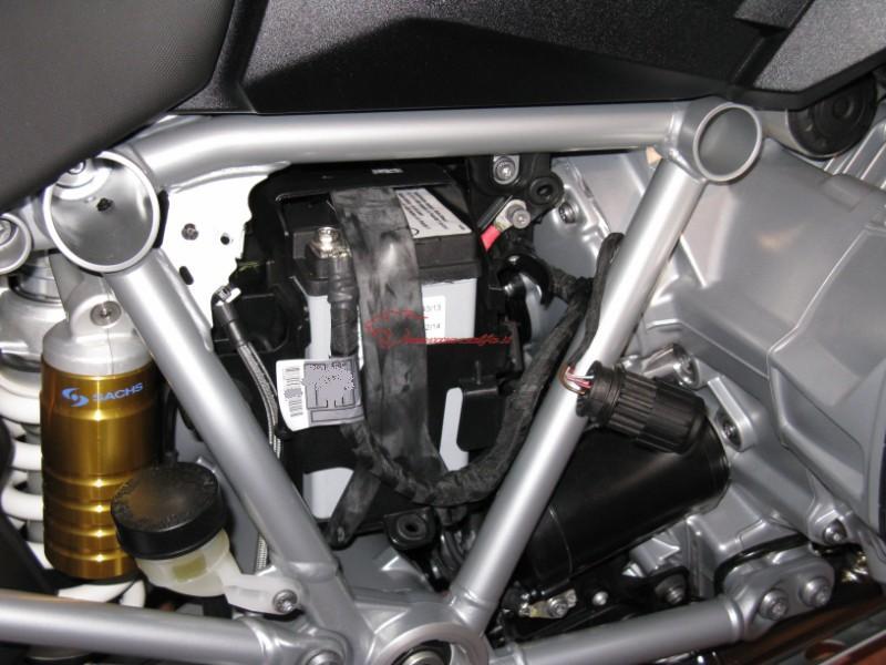 BMW K50 R1200GS LC MANUTENTORE batteria, rimessaggio invernale.- Max45107