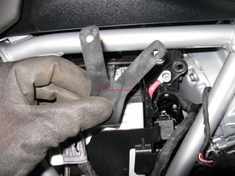 BMW K50 R1200GS LC MANUTENTORE batteria, rimessaggio invernale.- Max45108