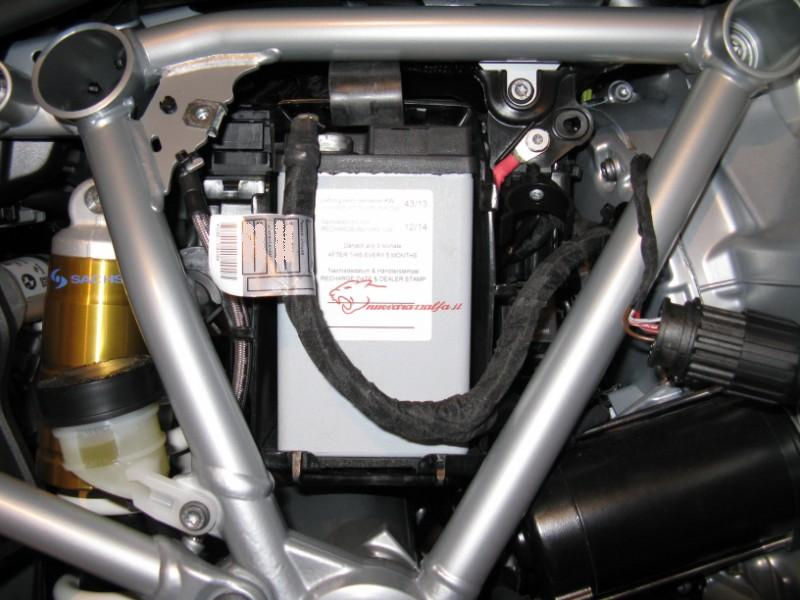 BMW K50 R1200GS LC MANUTENTORE batteria, rimessaggio invernale.- Max45112