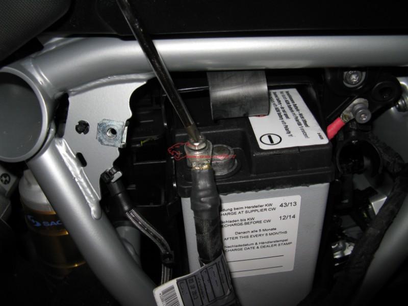 BMW K50 R1200GS LC MANUTENTORE batteria, rimessaggio invernale.- Max45113