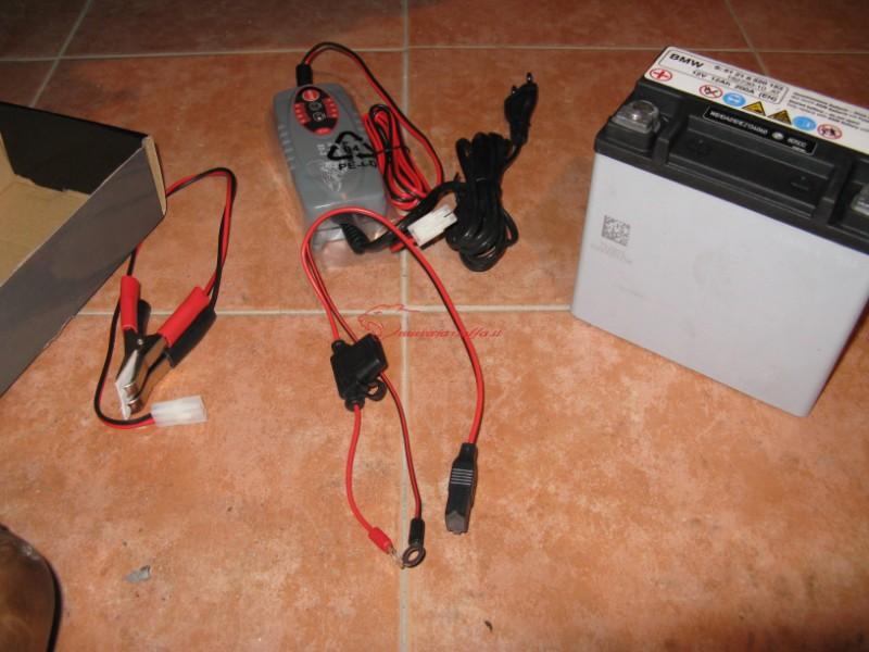 BMW K50 R1200GS LC MANUTENTORE batteria, rimessaggio invernale.- Max45117
