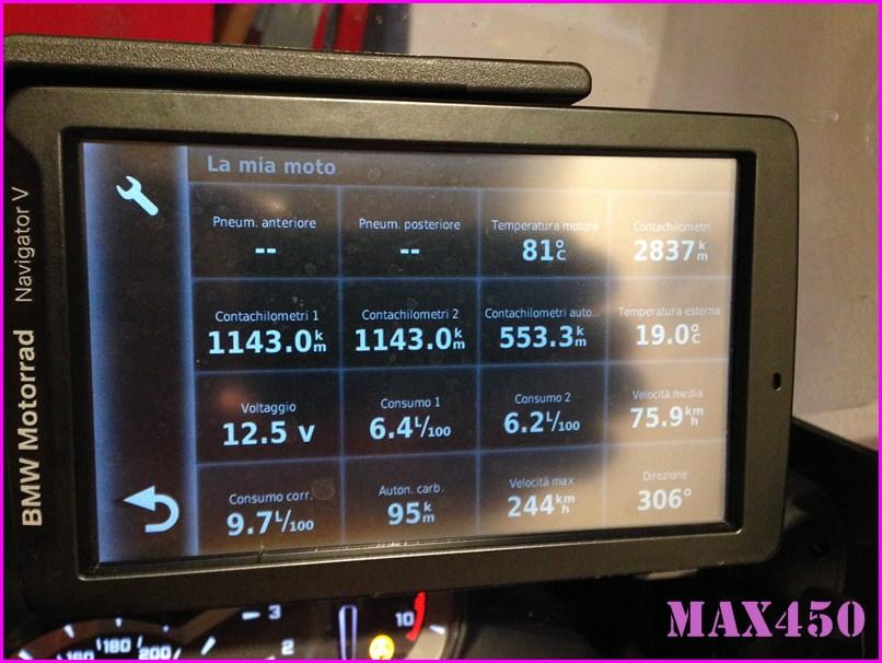 BMW K50 R1200GS LC e... ISOLA D'ELBA 11-12 e 13 Aprile 2014 Max45282