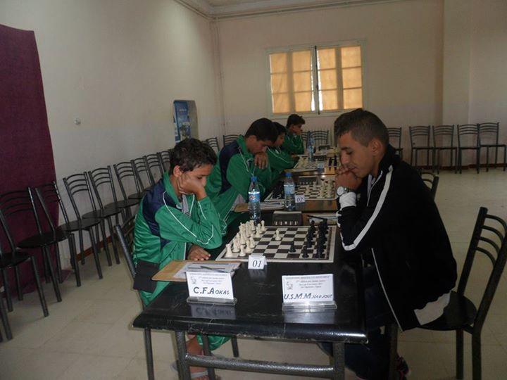Le CF Aokas sacré champion d'Algérie par équipes junior Le CF Aokas sacré champion d'Algérie par équipes junior  120
