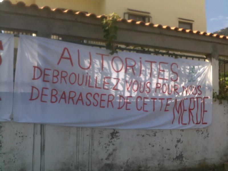 AOKAS: NON A LA DECHARGE DE LA HONTE 26102010