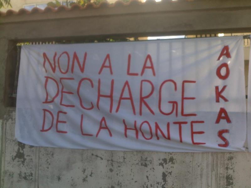 AOKAS: NON A LA DECHARGE DE LA HONTE Dachar10