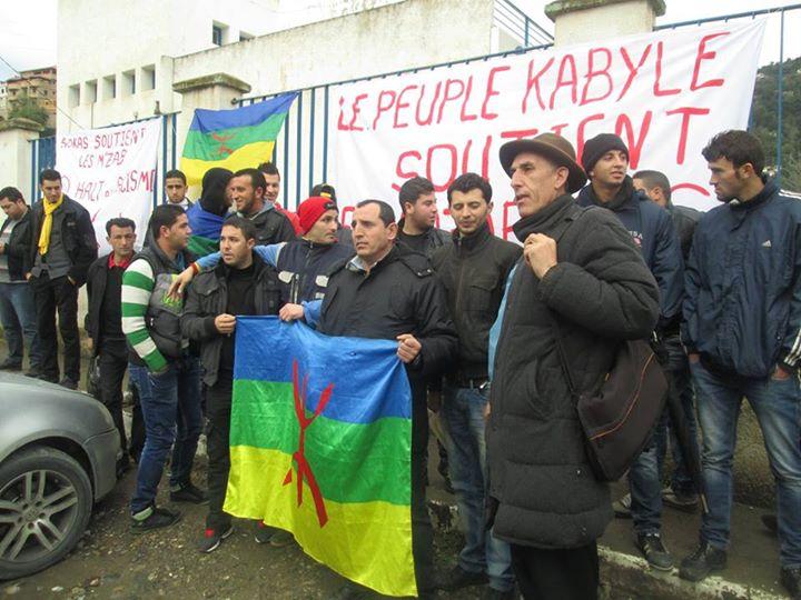 Rassemblement de solidarité avec les mozabites à Aokas! Mzab14