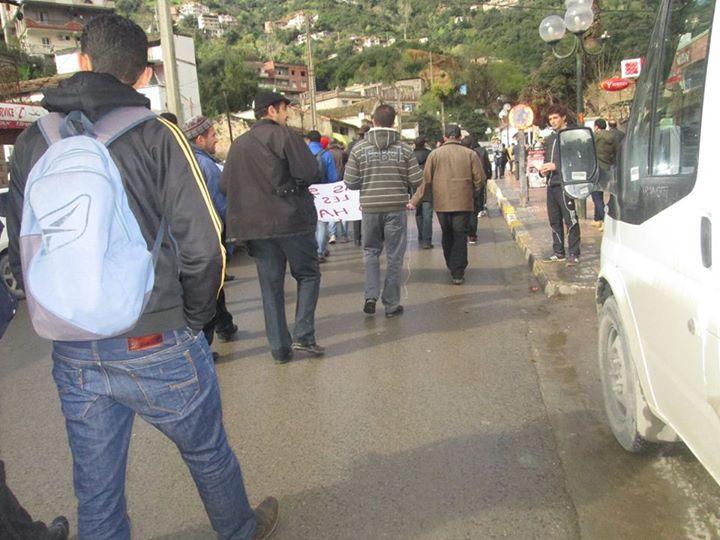Rassemblement de solidarité avec les mozabites à Aokas! Mzab19