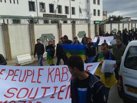 Aokas: Rassemblement et marche de soutien au peuple mozabite Mzab23