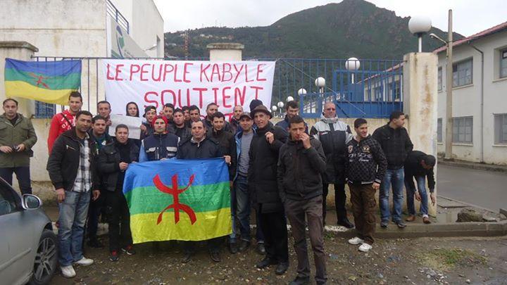 Rassemblement de solidarité avec les mozabites à Aokas! Mzab25