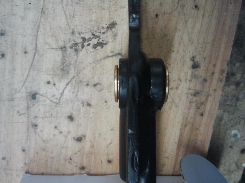 Barre, biellette de vitesse, passage en rotule unibale 4310