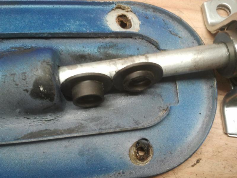 Barre, biellette de vitesse, passage en rotule unibale 6510
