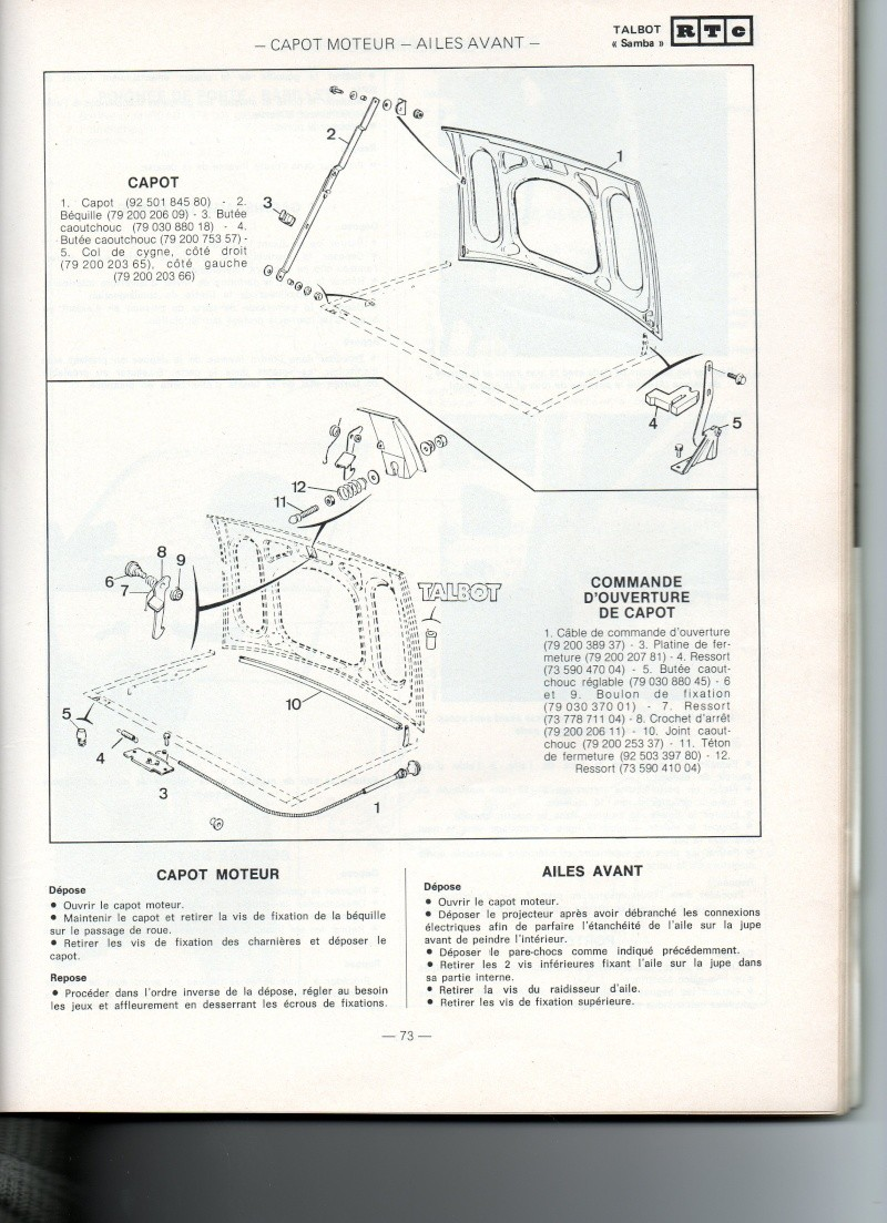 impossibilité d'ouvrir le capot moteur - Page 2 Img00910
