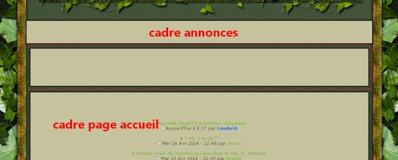 [Resolu merci] Virer un cadre sur le haut du forum Cadreq10