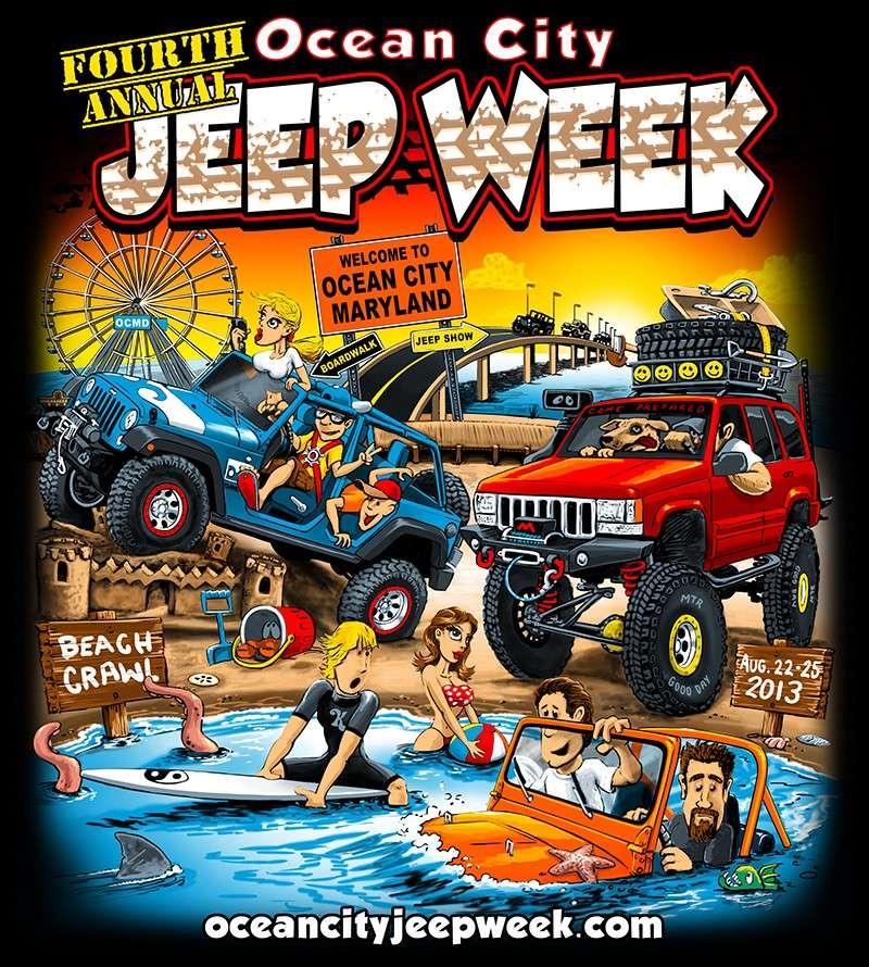 Proposition Jeep & beach Ocjwbl10