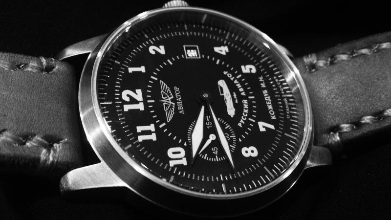 """(Vends ou échange ) Aviator 3105 """" Khozedub édition """" Dsc_0418"""