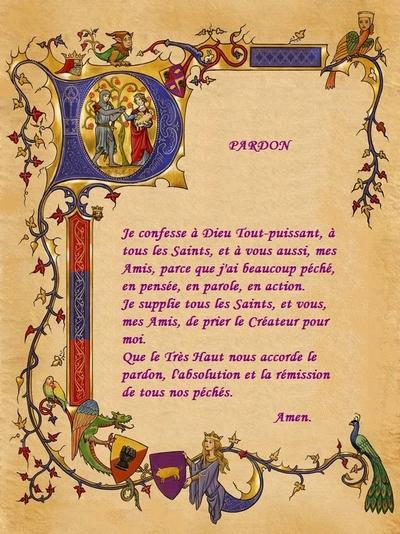Epousailles de Soeur Doucebrise et de Frère Kerraaoc Pardon10