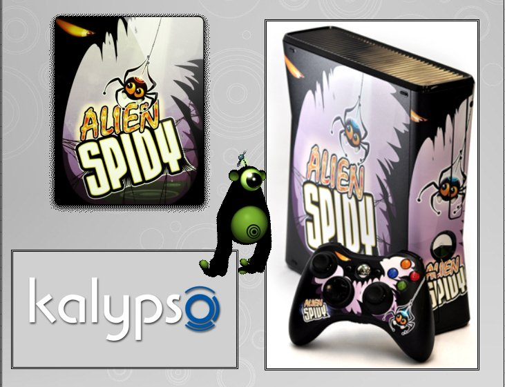 XBOX 360 : Edition ALIEN SPIDY Alien_12
