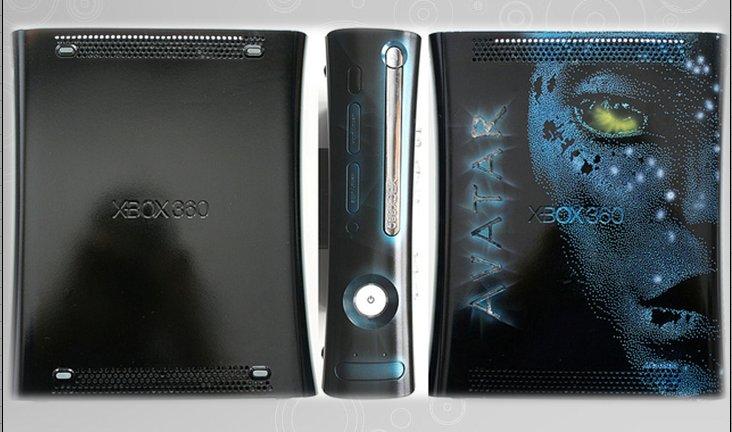 XBOX 360 : Edition AVATAR Avatar12