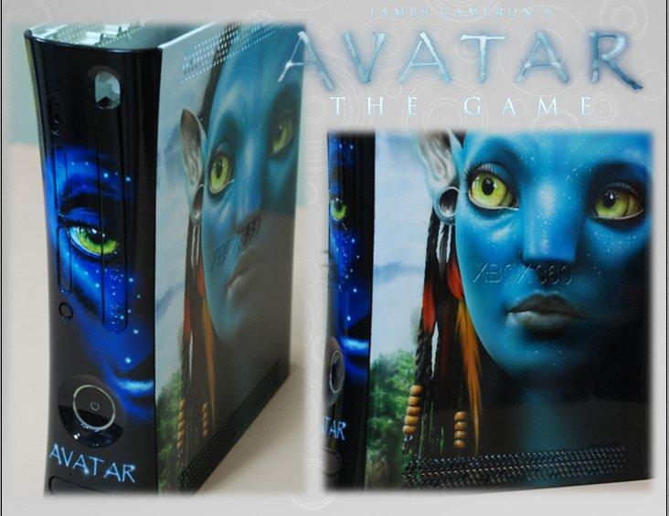 XBOX 360 : Edition AVATAR Avatar13