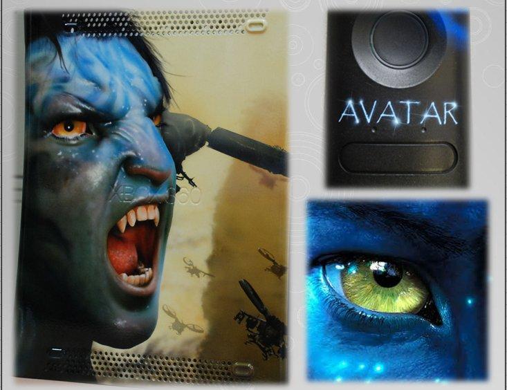 XBOX 360 : Edition AVATAR Avatar14