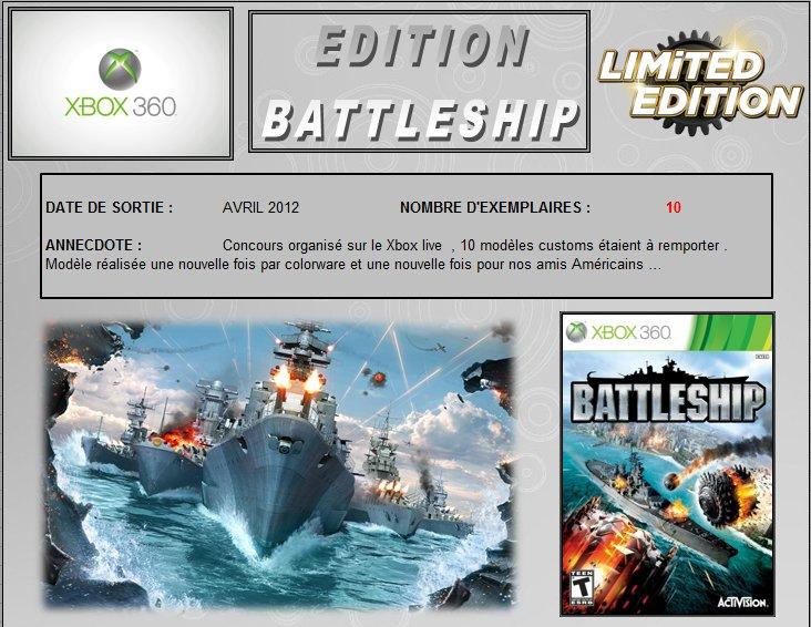 XBOX 360 : Edition BATTLESHIP Battle15