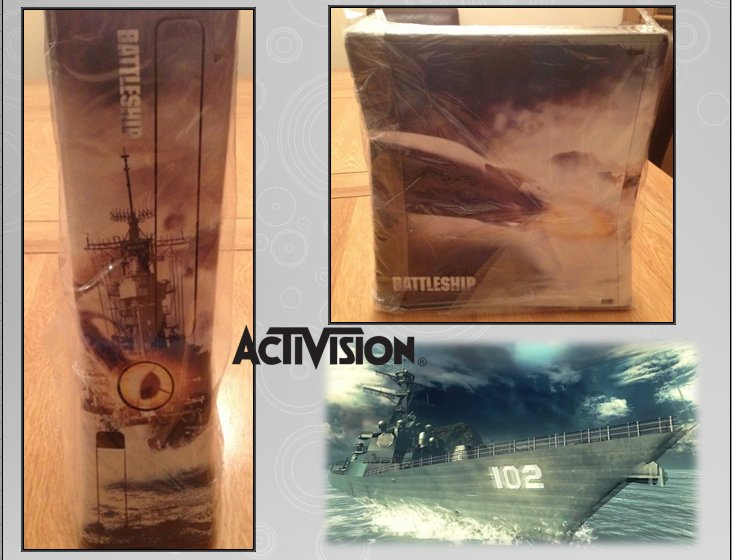 XBOX 360 : Edition BATTLESHIP Battle17
