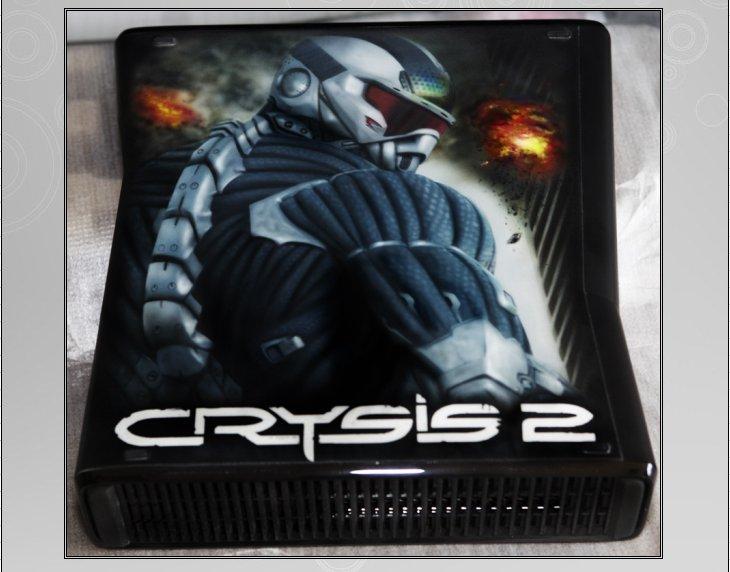 XBOX 360 : Edition CRYSIS 2  Crysis11