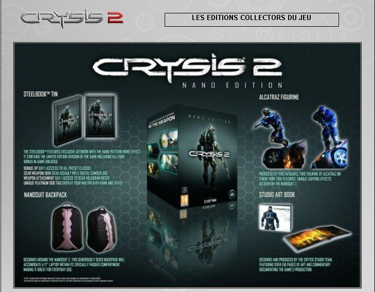 XBOX 360 : Edition CRYSIS 2  Crysis13