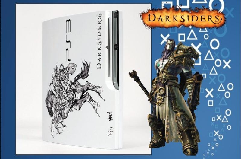 PLAYSTATION 3 : Edition DARKSIDERS  Darksi11