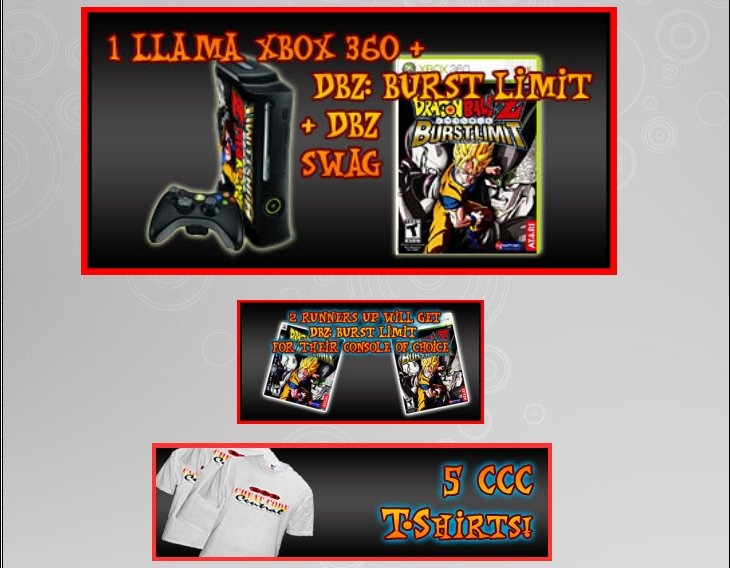 XBOX 360 : Edition DRAGON BALL Z BURST LIMIT Dbz_bu11