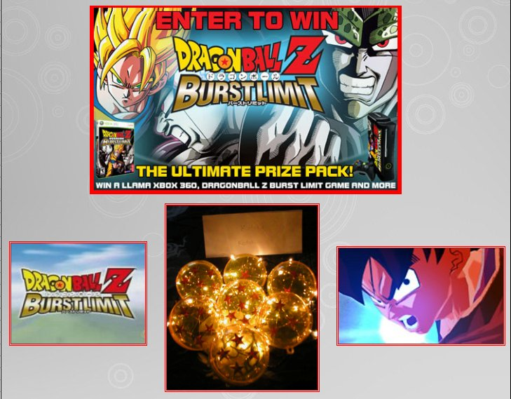 XBOX 360 : Edition DRAGON BALL Z BURST LIMIT Dbz_bu12