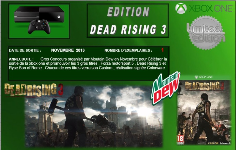XBOX ONE : Edition DEAD RISING 3 Dead_010