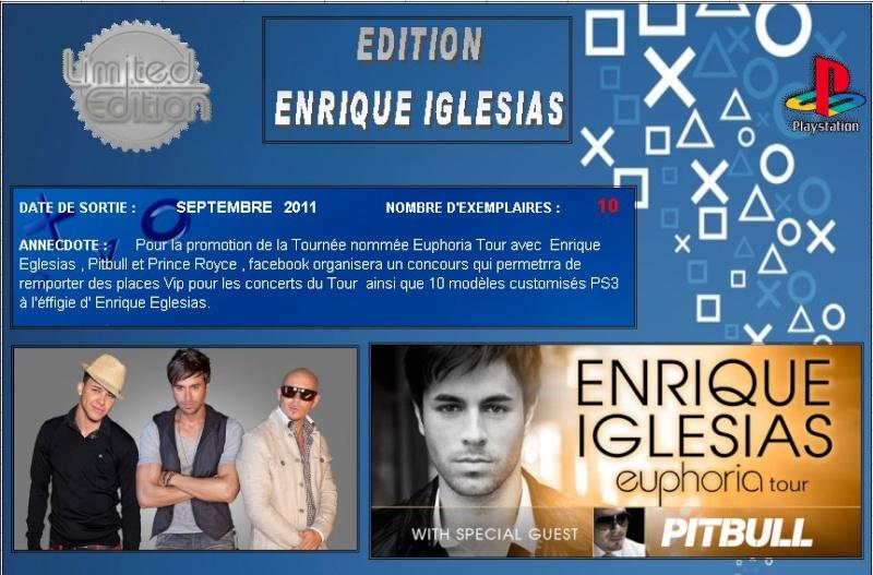 PLAYSTATION 3 : Edition ENRIQUE IGLESIAS Enriqu10