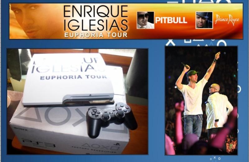 PLAYSTATION 3 : Edition ENRIQUE IGLESIAS Enriqu11