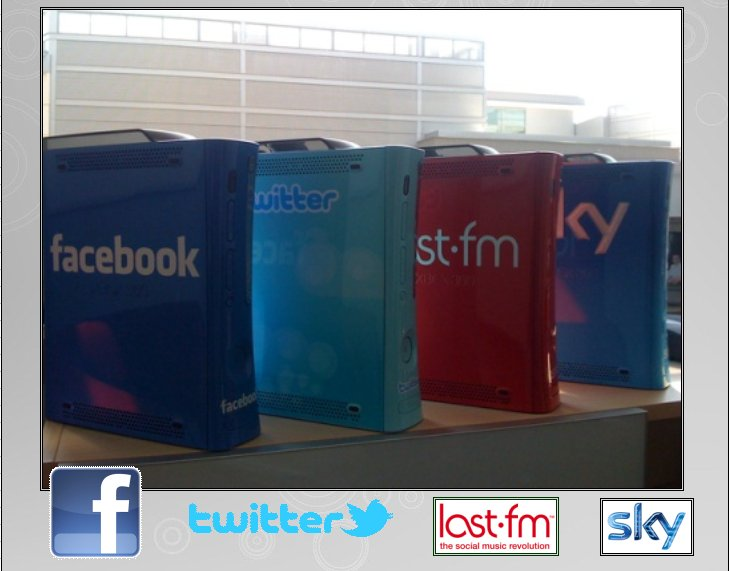 XBOX 360 : Edition FACEBOOK & TWITTER Face_t12
